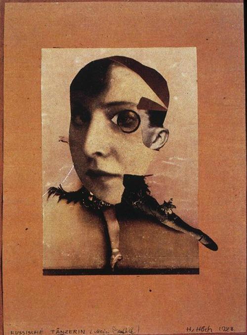 Dada Collage Hannah Hoch
