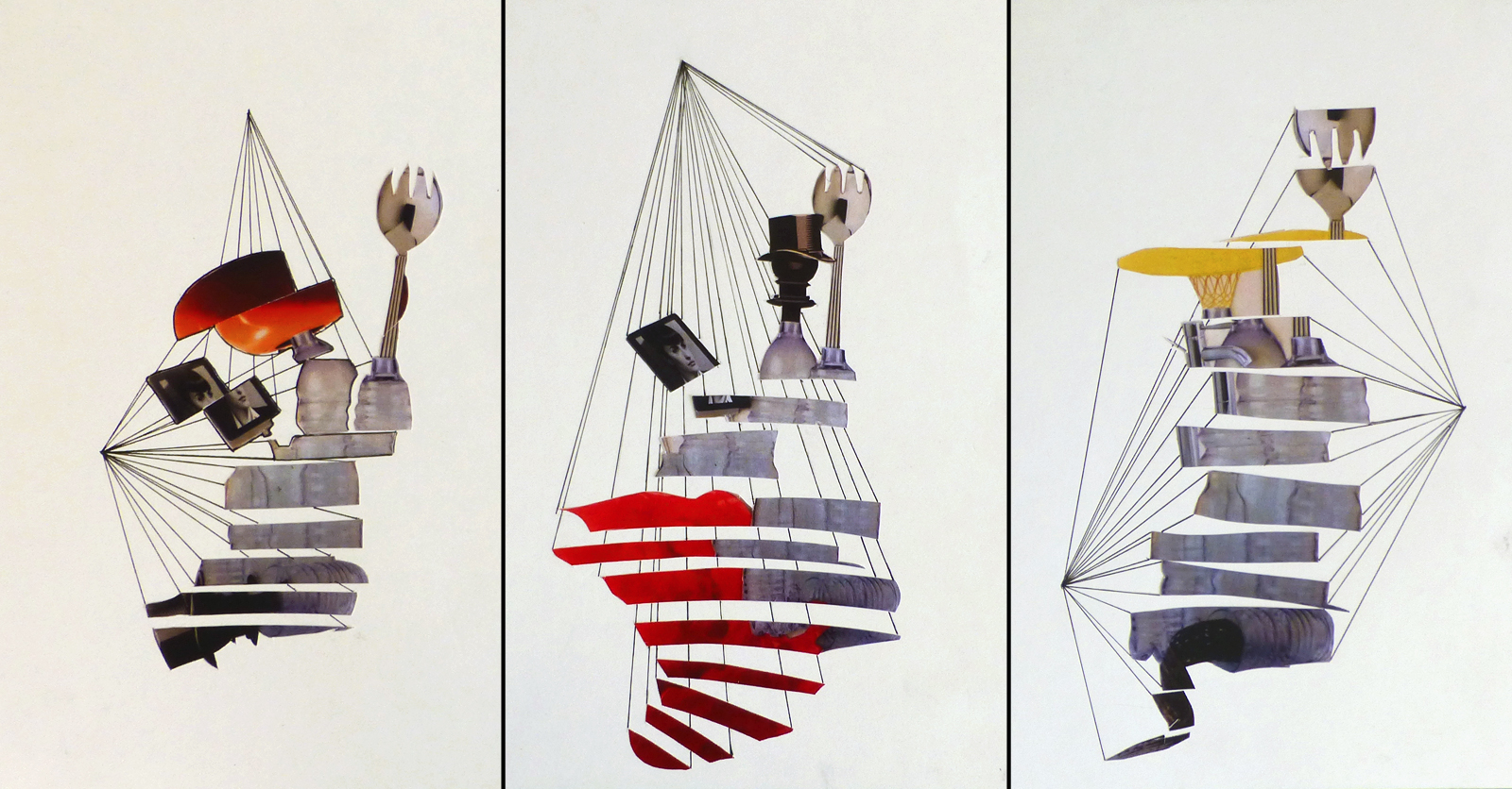 5.Collage Trio