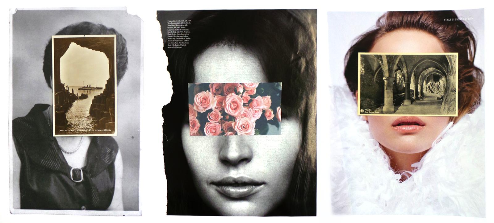 7.Collage Portraits