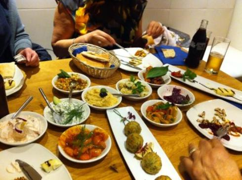 first-part-of-meze