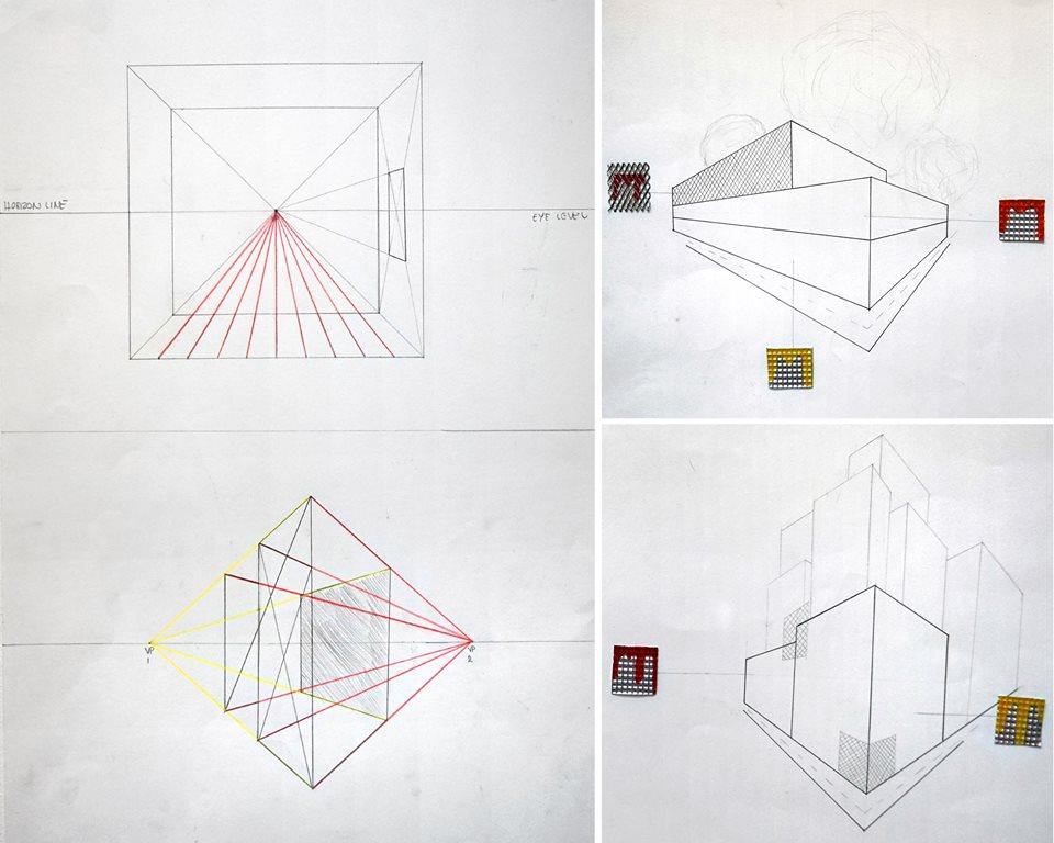 Architecture Student Success into Bartlett, UCL - London Art