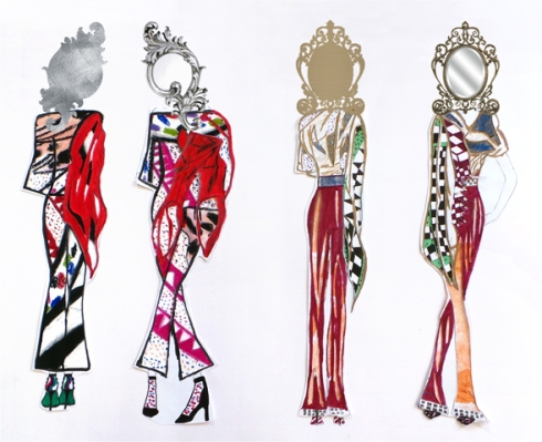 Fashion Design-mirror1
