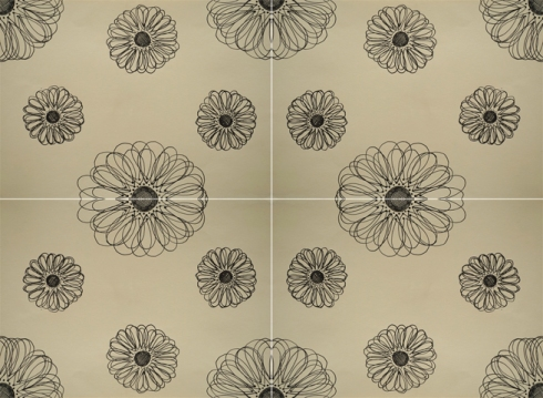 Flower-Repeat-Quad-72