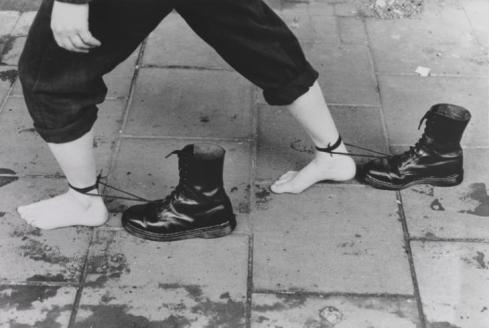 Performance Still 1985, 1995 Mona Hatoum born 1952 Presented by Tate Patrons 2012 http://www.tate.org.uk/art/work/P80087